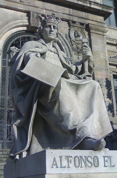 aLFONSO BIBLIOTECA