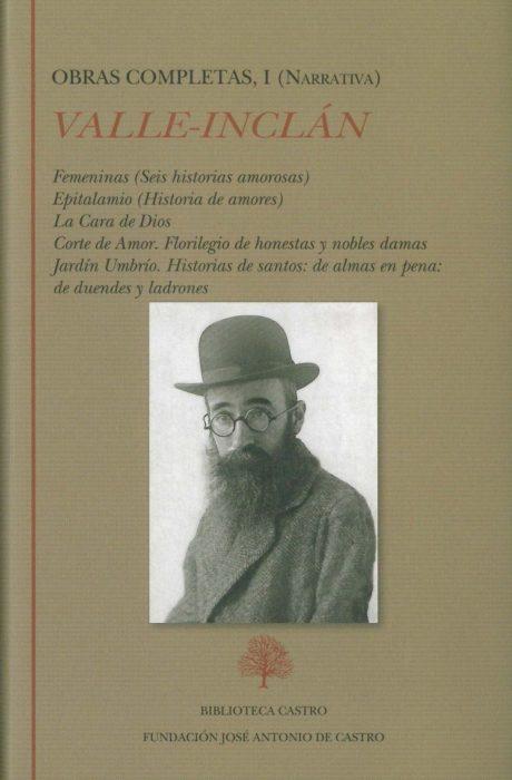 Biblioteca castro autores cl sicos espa oles for Jardin umbrio valle inclan