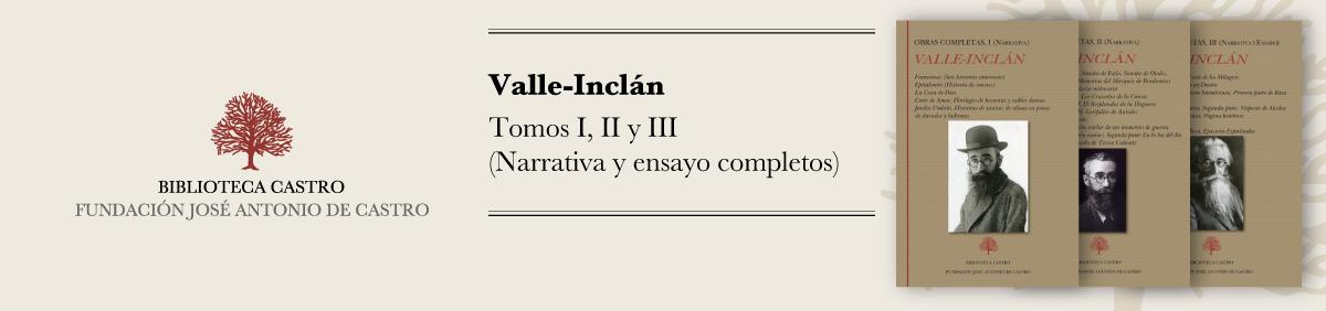 Valle-Inclan Obras Completas